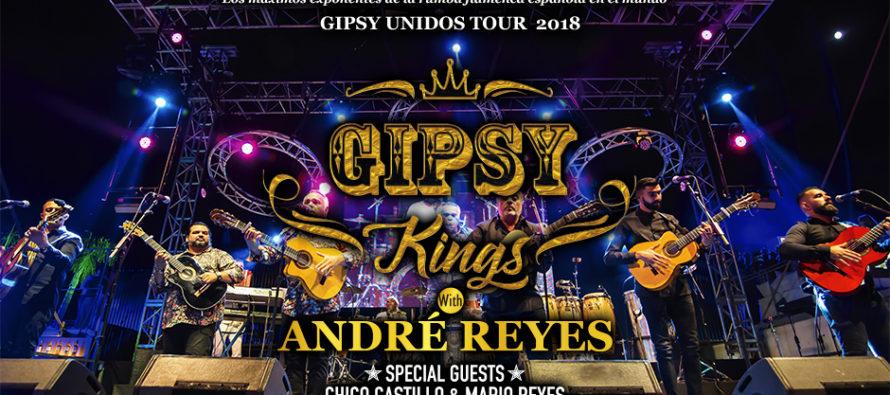 """Fans """"Gipsy Kings by André Reyes no pueden perderse su presentación en Miami"""