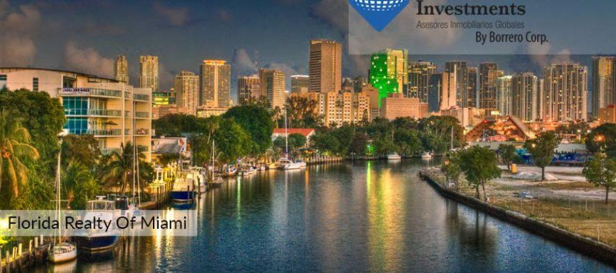 Real Estate Investments by Borrero Corp abre operaciones en Miami