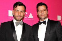 "Esposo de Ricky Martin: ""Ojalá tuviéramos gemelas en camino"""