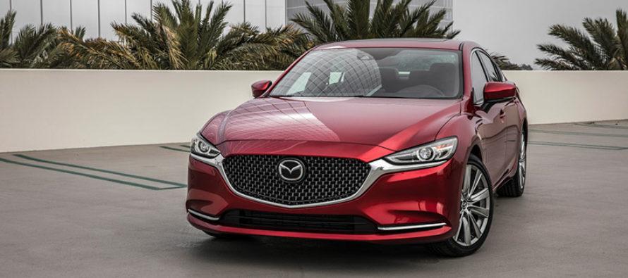 Mazda 6. Por el placer de la manejada