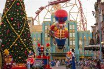 Llega la Navidad a Universal Orlando