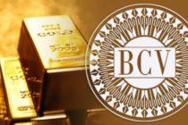 Régimen sacó 8 toneladas de oro de Banco Central de Venezuela