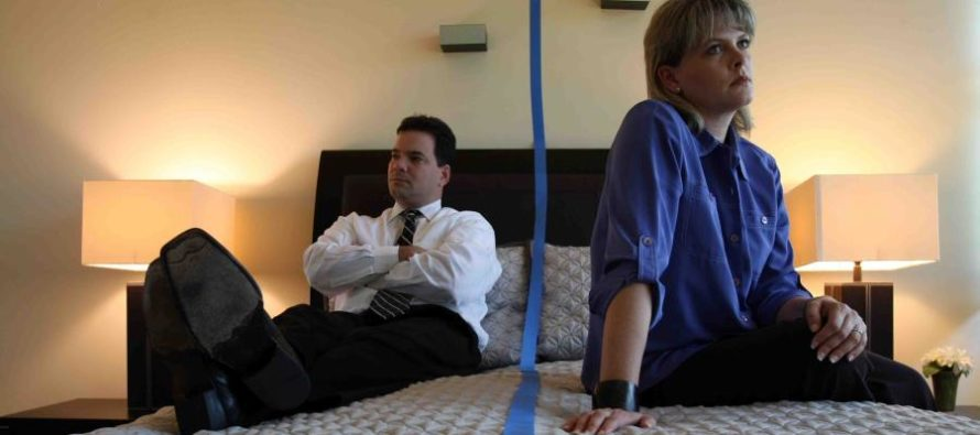 Dra Amor: ¡Mujer, respeta el espacio de tu marido!