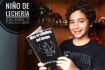 Rafael Hernández el escritor venezolano de 13 años que debuta en la Feria del Libro