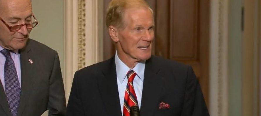 Bill Nelson presenta nueva demanda para extender plazo de recuento de votos