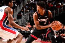 Heat salió de la racha negativa ante los Pistons
