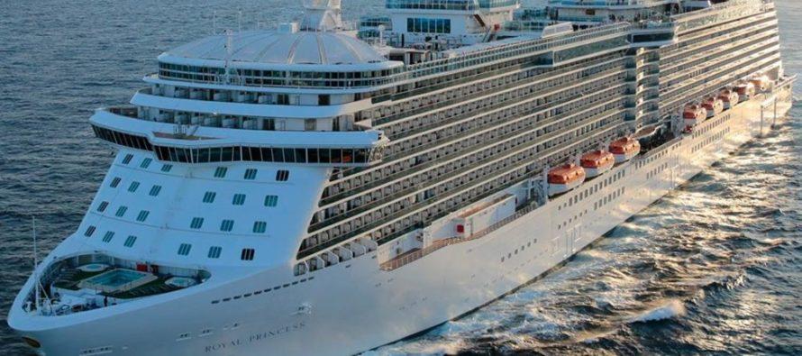 Royal Caribbean canceló próximas salidas del crucero Oasis of the Seas