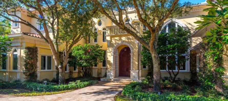 Escolta del Miami Heat vendió su mansión en el sur de la Florida