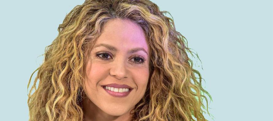 Se destapó! Shakira dejó ver su infartante trasero en pleno