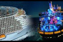 El crucero más grande del mundo comenzará a navegar desde Miami el 17 de noviembre