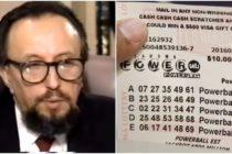 Matemático rumano Stefan Mandel revela su fórmula secreta para ganar la lotería