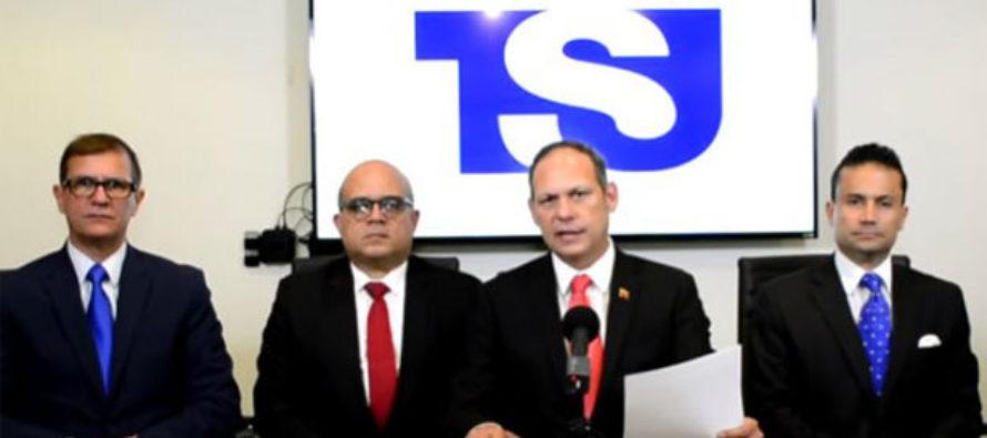 TSJ en el exilio exhorta al presidente de la AN Juan Guaidó a asumir la jefatura del estado venezolano