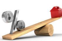 Se contrae mercado inmobiliario por altas tasas de interés