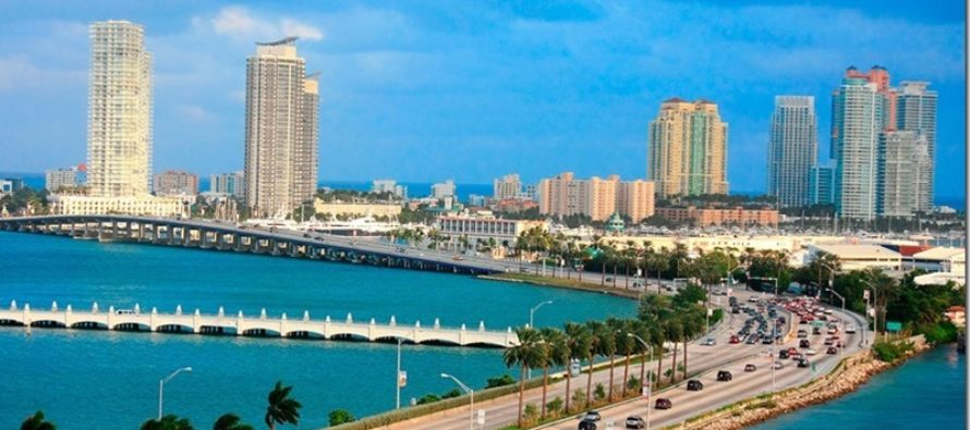 Florida batió récords de afluencia de turistas en primer trimestre de 2019