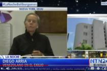 Diego Arria insiste en la creación de un fondo de reserva con los bienes incautados de la corrupción en Venezuela
