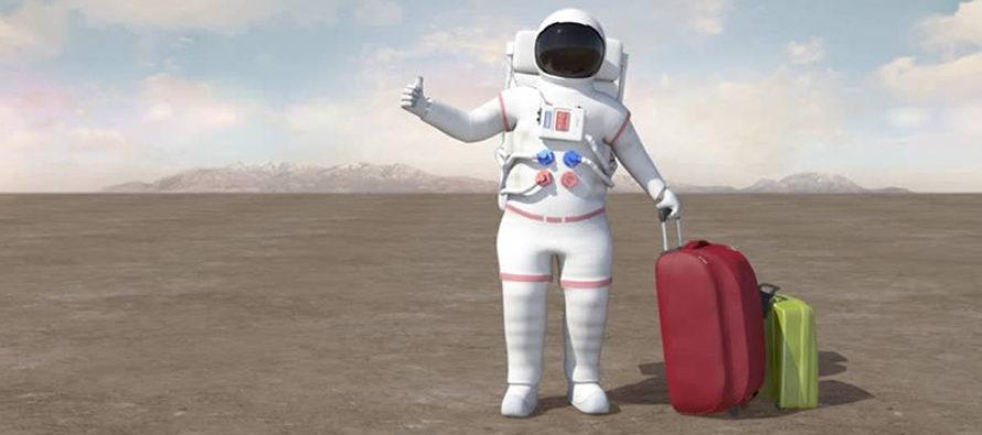 Turismo espacial: alternativa financiera en los planes de la NASA