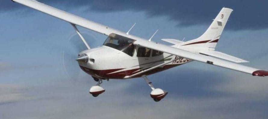 Muere un piloto cuando su avión se precipitó en Naples