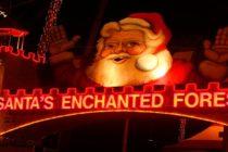 El Bosque Encantado de Santa: atracción navideña que recibe a las familias de Miami