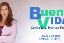 Ya puede tener una «Buena Vida» con la dra Maritza Fuentes a través de la señal de MegaTV