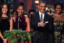 Malia y Sasha nacieron por fecundación «in vitro», confiesa Michelle Obama