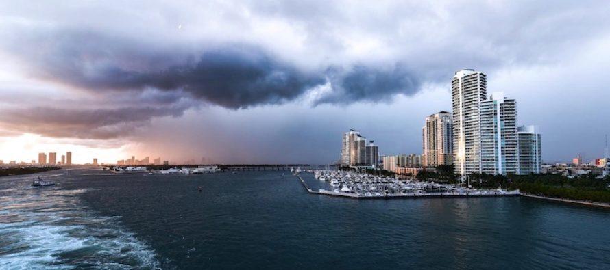 ¡Prepárese para una montaña rusa de temperaturas esta semana en el sur de la Florida!