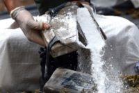Estiman en $ 400.000 cocaína encontrada en una embarcación en el río Miami