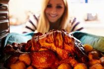 Que la salmonella no arruine tu pavo de Acción de Gracias
