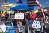 Votantes de Broward exigen se aclare  recuento de votos