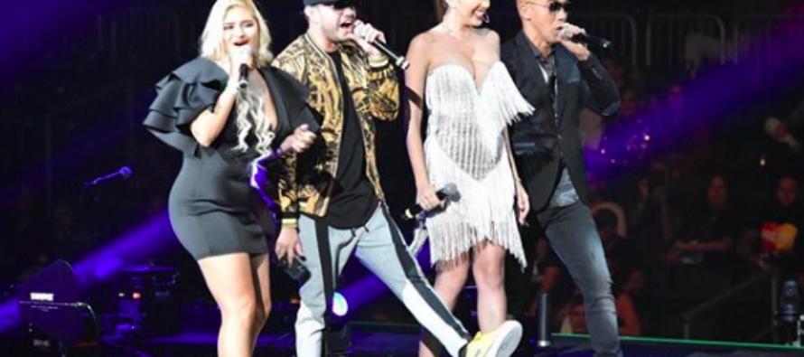 El Cubatonazo-El Concierto hizo vibrar al público de Miami con lo mejor de la música latina