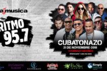 Cubatonazo- El Concierto vendrá cargado de muchas luces, energía y dinamismo