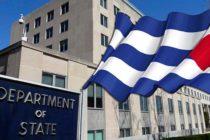 Departamento de Estado actualiza la Lista Restringida de Cuba