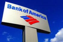 Jóvenes entraron a una agencia abandonada del Bank of America y esto fue lo que sucedió