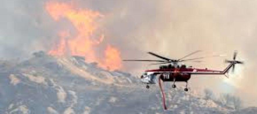 Empresas y ONG apoyan a los afectados por el incendio forestal en California