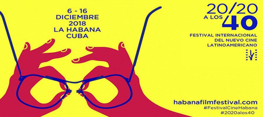 Premios Platino honra al Festival de Cine de La Habana en su 40 Aniversario