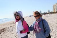 A sacar los abrigos… ¡se acerca un frente frío!