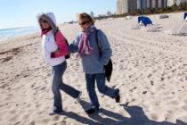 Frío ártico llega al sur de la Florida