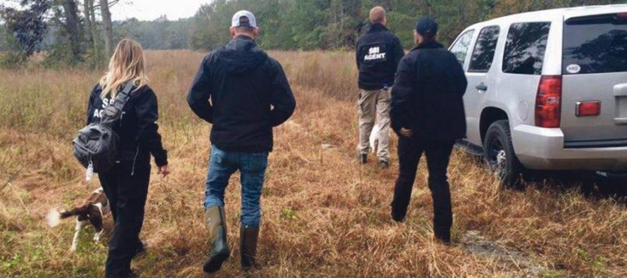 Cuerpo de niña secuestrada hace tres semanas fue hallado en Carolina del Norte,