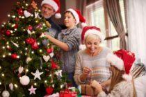 Por esta razón la decoración navideña hace más felices a las personas