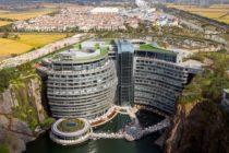 Abren el primer hotel subterráneo del mundo
