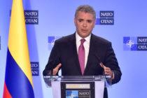 Iván Duque anunció que desde enero Colombia romperá relaciones diplomáticas con Venezuela