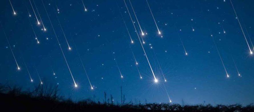 Lluvia de estrellas Leónidas adornarán el firmamento nocturno