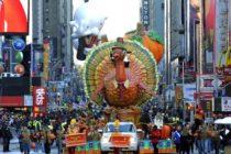 Bad Bunny grandioso en la parada de Macy's en el día de Acción de Gracias
