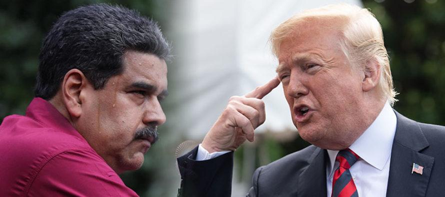 Administración Trump colocaría a Venezuela en lista de patrocinadores del terrorismo