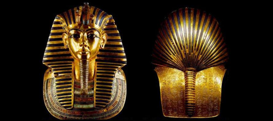 Datos curiosos sobre las fascinantes máscaras funerarias egipcias