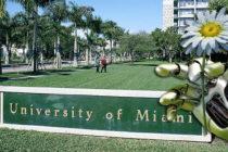 Medio ambiente: tema crucial de discusión para académicos en Miami