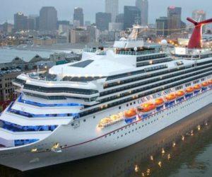 Corporaciones Carnival se compromete a tomar medidas para frenar la contaminación en el océano