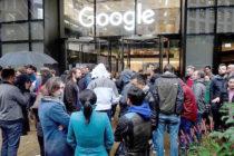 Protesta mundial contra Google por manejo sin transparencia del acoso sexual