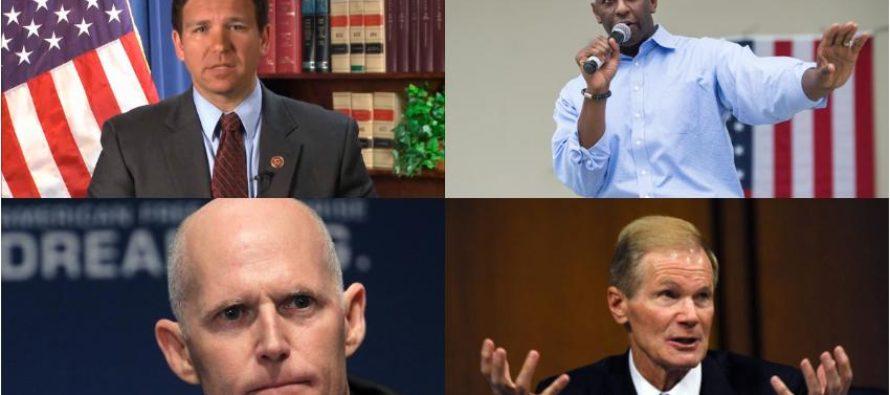 Recuento de Votos en Florida: Disturbios, protestas y litigios