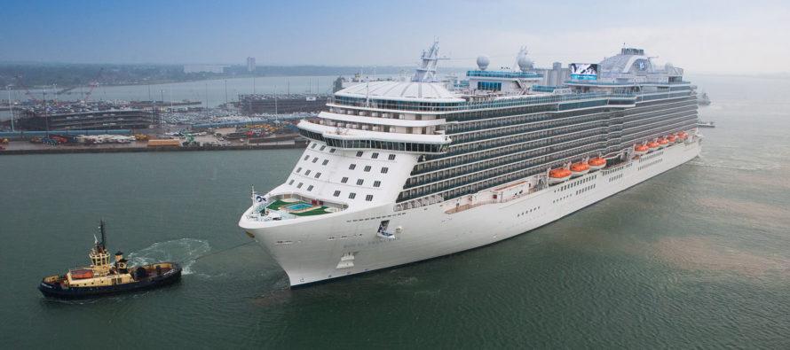 FBI investiga muerte de una mujer abordo de crucero que salía de Florida