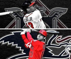 Acuña Jr. y Ohtani son los Novatos del Año en MLB